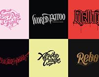 Logo & Lettering vol.3