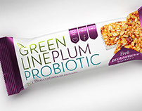 Visualisation of Tekmar Probiotic  and Protein Bars