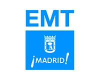 Propuesta gráfica y usabilidad para la EMT