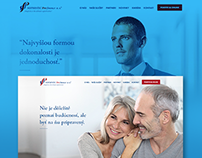 SP Finance - Website responsive