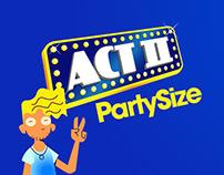 ACTII PartySize