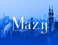 mazij typeface