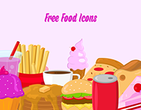 Free food icons - Candy icons - Vector