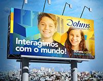 Pastor Dohms | Campanha de Matrículas