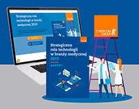 Cybercom - raport o branży medycznej