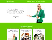Jana Vaňková, DiS - Nutriční terapeut web 2016