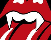 Rolling Stones - 1994 Halloween Event Tee
