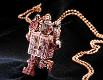 "ROCK CANDY | ""Mr Robotto"" Collection"