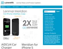 Lenmar PR Portal