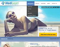 Medilean HCG Redesign
