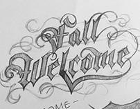 Lettering and Illustration | Instagram