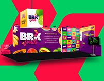Feira internacional BRK Fruits