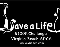 VBSPCA  window cling
