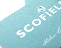 Scofield Print Collateral
