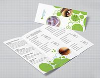 enliven Tri Fold Brochure