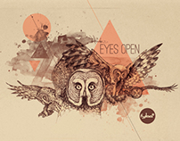 Fybe:one - Eyes Open artwork