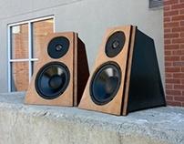 Angled Speakers