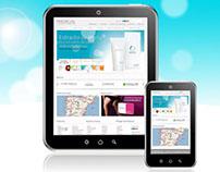 Web site Phergal International