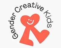 Brand Identity: Gender Creative Kids Canada
