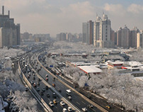 Beijing Skies (March 2013)