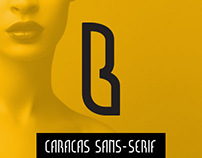 Caracas Sans-Serif Font