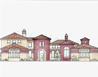 Home Design-TUSCAN STYLE