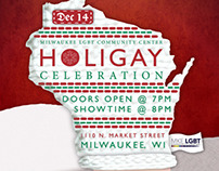 Milwaukee LGBT Community Center's HoliGAY Celebration
