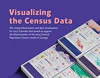Visualizing the Census Data