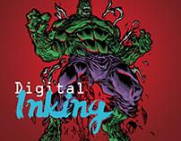Illustration: Digital Inking