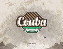 Couba (Cafe-shop) Logo Design