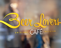 Branding • Beer Lovers Café