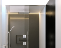 WC in minimalism