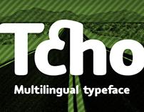 Tcho typeface