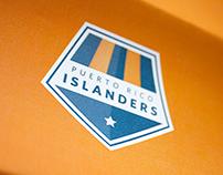 Puerto Rico Islanders Rebrand