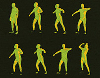Green Man Dance