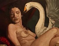 Leda snd the swan