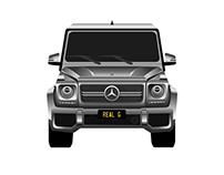 Mercedes G Class - 4/365