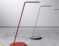 Floor lamp Flamingo