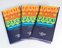 Nelson-Atkins Fiesta In the Park: Event Identity