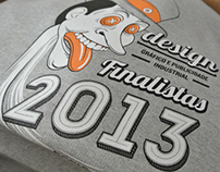 Sweatshirt Design Finalists 2012/2013