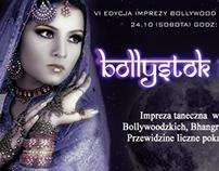 Bollystok Night - Posters