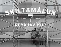 Skiltamálun Reykjavíkur