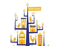 Peeps Road