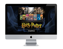 Harry Potter Online Advertising