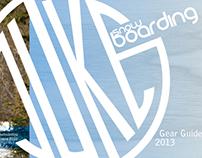 Juke Snowboarding Lookbook 2012