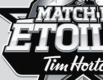 Montreal Alouettes   Match Des Étoiles Tim Hortons Logo