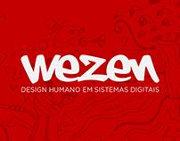 Wezen - Animação/Motion