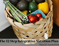Tracey Rancifer: The 12 Step Integrative Nutrition Plan