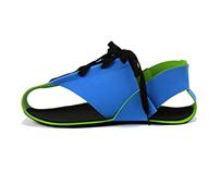 Flip Fold Shoe