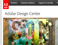 Adobe Design Center